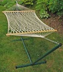 cotton double hammock with stand vibhasa exports