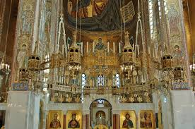 Most Pure Heart Of Mary Catholic Church A Miracle Of Liturgical Art The Church Of The Protection Of The