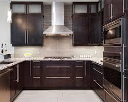 best backsplashes for granite countertops espresso cabinet