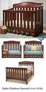 when to convert crib into toddler bed 69 best cribs images on pinterest delta children