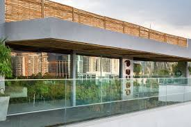 Exterior View Showrooms As We Know Them Get Reinvented At Casa Cor