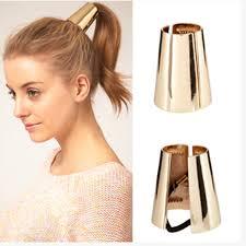 hair cuff popular metal cuff hair buy cheap metal cuff hair lots from china