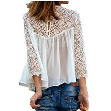 s blouses on sale fancy design shirts hollow out