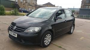 used volkswagen golf plus manual for sale motors co uk
