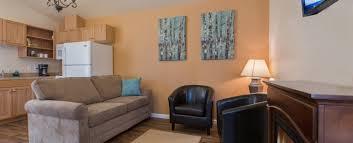 2 bedroom 2 bathroom cottage alaska garden gate b b two bedroom cottage kitchen living room at alaska garden gate