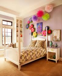Light Purple Walls by Flower Pot Decoration Kids Transitional With Girls U0027 Bedroom