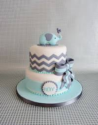 blue elephant baby shower decorations baby blue elephant cake for a baby shower or 1st birthday