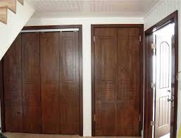 Bi Fold 6 Panel Closet Doors Brilliant Decoration Solid Wood Bifold Closet Doors Door Bi Fold 6