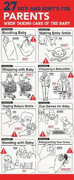 home design do s and don ts do s and dont s for parents when taking care of the baby