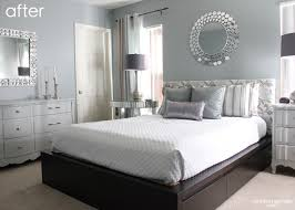 modern and glam master bedroom reveal the homes i have made