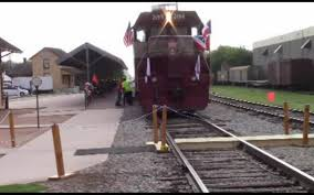 Commuter Rail by Construction Officially Begins On Tex Rail Commuter Train Service