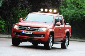 volkswagen amarok canyon review auto express