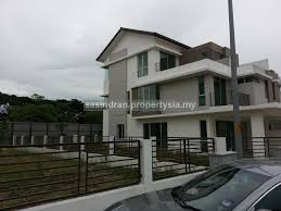 3 sty terrace link house for sale at 3 storey terrace corner lot