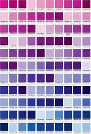 colour purple pantone colour guide the printed bag shop pantone numbers