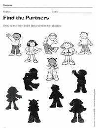 shadow matching worksheets lovetoteach org free printable