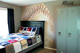 sports murals for bedrooms baseball wall decals for kids hockey collage wall decal sports