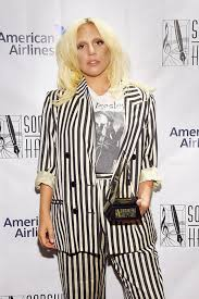 the gray lady reinvents itself nylon lady gaga honored at songwriters hall of fame 46th annual