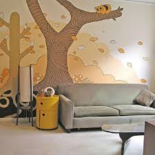 Creative Home Interiors by Interior Design On Wall At Home Home Interior Design Ideas