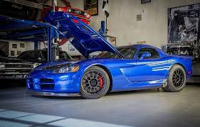 Dodge Viper 2006 - this is what a 2 000 hp dodge viper looks like