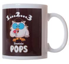 where to buy tootsie pops buy tootsie pops owl 1 2 3 candy novelty retro ceramic mug 11 oz
