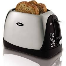 Two Slice Toaster Reviews Oster 2 Slice Toaster Walmart Com