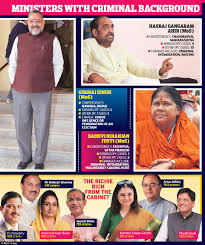 Cabinet Of Narendra Modi Nearly Half Of Modi U0027s New Cabinet Have Criminal Cases Against Them