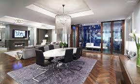 open floor plan condo the residences at ritz carlton montreal where heritage meets high