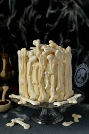 Halloween Ghost Cake by