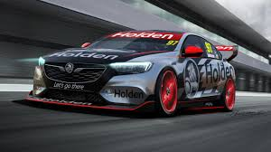 vauxhall insignia will compete in aussie supercars top gear
