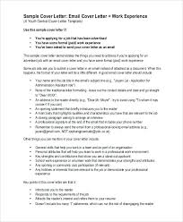 sample resume email submitting a resume via email sample cover