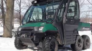 polaris 6x6 ranger 700 efi youtube