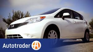 nissan versa note review 2014 nissan versa note hatchback new car review autotrader