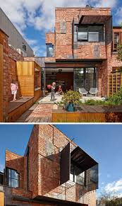 Modern Home Design Exterior 2013 Best 25 Modern Brick House Ideas On Pinterest Modern Exterior