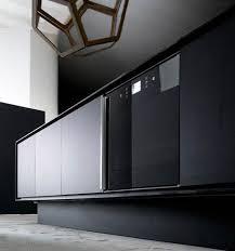Kitchen Cabinets Sliding Doors Kitchen Eco Unique Modern Cabinets Sliding Door Design Within