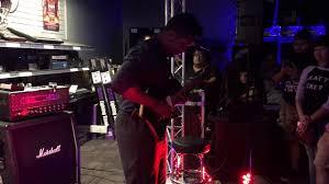 guitar center stage lights tosin abasi cafo pasadena guitar center clinic 10 1 17 youtube