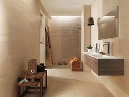 Beige Bathroom Tiles by Beige And Brown Bathroom Tiles Brown Floor Mat Towel Bars Brown