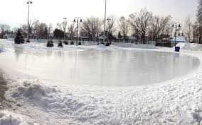 100 how to build backyard hockey rink rink people winter