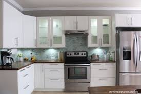 ikea kitchen backsplash how to install a kitchen backsplash hometalk