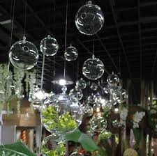 Hanging Glass Wall Vase Online Get Cheap Round Glass Wall Vases Aliexpress Com Alibaba