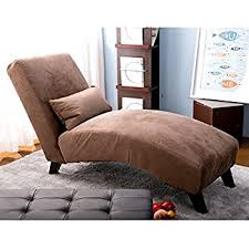 Leopard Chaise Lounge Amazon Com Coaster Home Furnishings Transitional Chaise Brown
