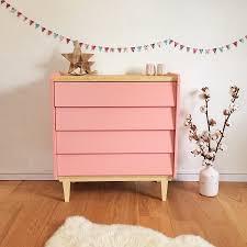 meuble commode chambre commode scandinave rééditée inspiration vintage mid century