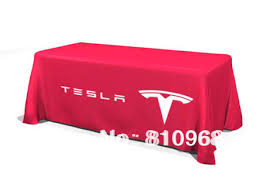 8 ft table cloth with logo table skirting printed table cloth tradeshow advertising custom