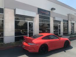 1990 porsche 911 red 2016 porsche 911 gt3 u2013 west coast exotic cars
