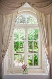 Window Sill Curtains Windowsill Stock Photos Offset