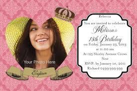 Birthday Invitations Card Inspiring Sample Birthday Invitation Card For Adults 84 In Insert