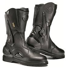 best rated motorcycle boots sidi armada gore tex boots revzilla