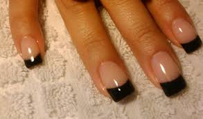 nails turning black beautify themselves with sweet nails