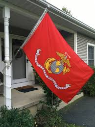 Flag Flying Etiquette Marine Corps Flag Marine Corps Flags Armed Forces Flags Military