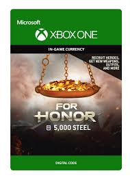 for honor currency pack 5000 steel credits xbox game buy