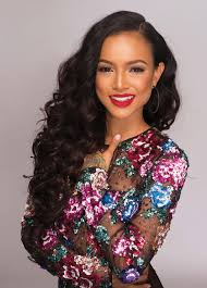 karrueche hair color hype chat karrueche tran talks hair beauty keeping positive